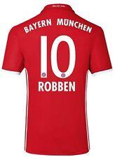 Trikot Adidas FC Bayern 2016-2017 Home - Robben 10 [128 bis 3XL] FCB