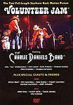 Volunteer Jam - Charlie Daniels Band (Slimline DVD, 2007, Eagle) BRAND NEW