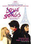 Love Songs (DVD, 2008) Film by Christophe Honore w/Ludvine Sagnier Louis Garrel