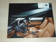 33365) BMW 3er Reihe E91 individual Prospekt 2006