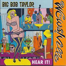 Rockabilly: BIG BOB TAYLOR-Wowsville/After Hours ULTRA HIP BEATNIK DANCER!