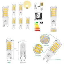 Cool White 6000K 5W G9 GU9 LED Capsule Light Bulbs Small Corn Lamp Bulbs...