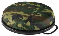 Allen 5880 Swivel Seat Bucket Lid, Camouflage, 5-Gal.