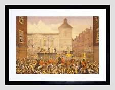 DRAW EXECUTION IRISH PATRIOT ROBERT EMMET REPUBLICAN FRAMED PRINT B12X9783