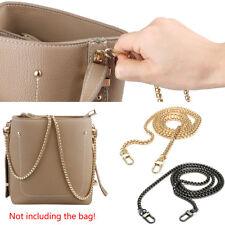 Replacement Purse Chain Strap Handle Shoulder For Crossbody Handbag Bag Metal US