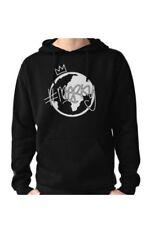 Merky Hoodie Stormzy #MERKY Mens Globe Grime Unisex Merky Logo GSAP Hoody
