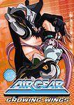 Air Gear - Vol. 2: Growing Wings (DVD, 2007, Uncut Version)
