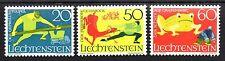 Liechtenstein 1969 Sagen Mi. 518-20 MNH