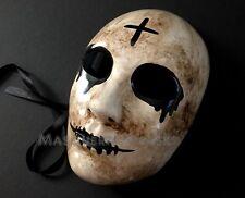 THE PURGE MOVIE ANARCHY HORROR mask Killer Halloween Purge Cross Mask Costume