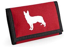 German Shepherd Dog Gift Wallet Rip-Stop Purse Birthday Alsatian Mothers Day