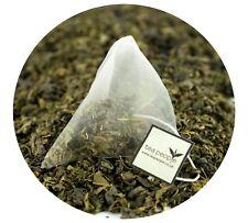 TEA PEOPLE - MOROCCAN MINT - BIODEGRADABLE TEA PYRAMIDS