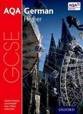 AQA GCSE German: Higher Student Book by Heather Murphy 9780198365877