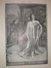 Jugar la ciudad eterna H M Wilson 1902 antiguos impresión