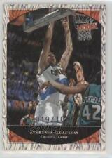 1999-00 Upper Deck Ultimate Victory Parallel 100 #15 Zydrunas Ilgauskas Card