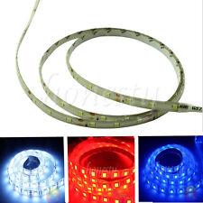 5050 Waterproof White Flexible Led Strip String Light DC12V 30cm/60cm/120cm