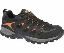 Men's Harley Davidson Eastfield Leather Walking Sneaker Shoes Black D93326