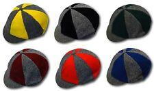 Tradicional multicolor Lana Franela escuela uniforme Gorra - Muchos