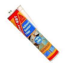 Sikaflex EBT + Poliuretano Sika 300ml Adhesivo Sellador Elástico Flexible Gap