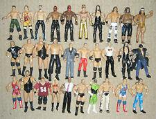 WWE WRESTLING JAKKS DELUXE RUTHLESS AGGRESSION JAKKS FIGURE TNA SERIES MATTEL