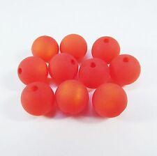 Original Polarisperlen: Kugel matt 12mm, Farbe orange