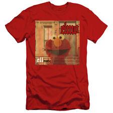 Sesame Street Ellmatic Adult Slim Fit T-Shirt