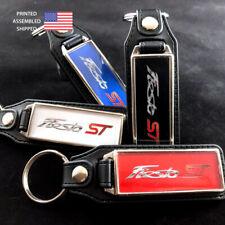 Ford Fiesta ST Key Fobs Key Ring Keychain (2-Pack)