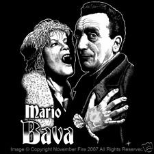 Mario Bava Giallo Vampire Twitch of the Death Nerve Gothic Horror Shirt NFT338