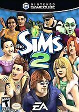 BRAND NEW SEALED GAME CUBE -- Sims 2 (Nintendo GameCube, 2005)
