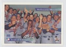 1994 Futera Australian Baseball Export Series #104 Melbourne Monarchs Team Card