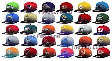 New NFL Line Fade 9FIFTY Snapback New Era Cap Hat