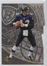 1997 Upper Deck Team Mates #TM5 Vinny Testaverde Baltimore Ravens Football Card