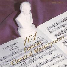 V/A - 101 Famous Classical Masterpieces Volume 2 (UK 20 Tk CD Album)
