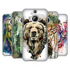UFFICIALE RIZA PEKER ANIMALI COVER MORBIDA IN GEL PER HTC TELEFONI 2