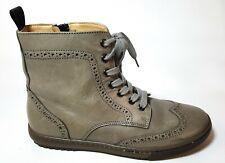 Zecchino d'Oro Kinderschuhe Mädchen Lederstiefel Stiefel Boots Leder A12-126