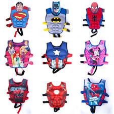 Child Life Jacket Swimming Floating Swim Vest Buoyancy Toy Kids Aid Jacket UK