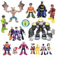 IMAGINEXT DC Super Friends Heroes & Villains Used Figures. Loose *Please Select*