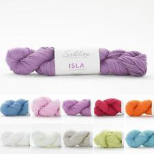 Sirdar Sublime Isla DK Double Knitting Yarn Wool Knit Craft 100g Hank