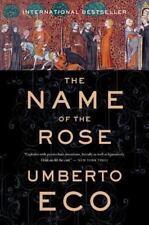 The Name of the Rose, Eco, Umberto