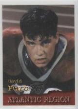 1996 Roox Atlantic Region High School Football #35 David Pugh Rookie Card