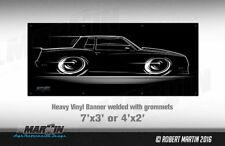 BIG BANNNER Monte Carlo SS 1983 1984 1985 1986 1987 1988 Chevy Chevrolet