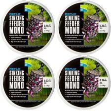 PRESTON REFLO SUPER FAST SINKING FEEDER MONO 150M GREEN FISHING LINE