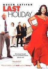 Last Holiday (DVD, 2006, Full Screen Edition) Queen Latifah NEW NIP MOVIE NIGHT