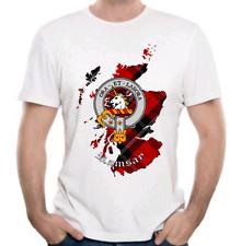 Ramsay Clan T-Shirt - Scottish Heritage Clothing - Scotland Cotton Tee