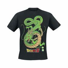 Men's Dragon Ball Shenron T-shirt à encolure ras-du-cou-Unisexe Rétro anime les joueurs