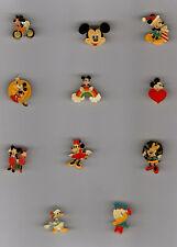 pin's Mickey - Minnie - Donald (époxy signé Disney Remus) 11 versions au choix