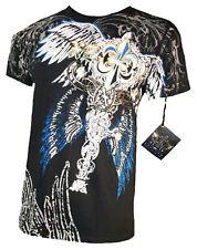 XZAVIER [Royal Fleur de Lis] t-shirt MMA UFC motero Harley rocker Gothic tribal