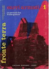 FRONTE TERRA_ARMAMENTO ITALIANO_CARRI ARMATI_2° GUERRA