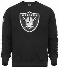 New Era-NFL Oakland Raiders équipe Logo Sweat-Shirt-Black