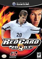 RedCard 20-03 (Nintendo GameCube, 2002)