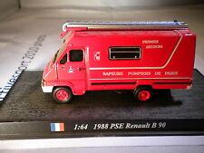 Del Prado World Fire Engines - FRANCE  1988 Renault B 90 PSE code96